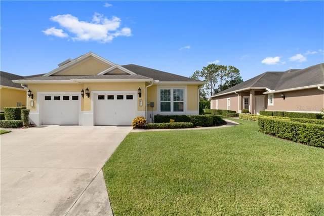3015 Mission Lakes Drive #3, Lakeland, FL 33803 (MLS #L4916714) :: GO Realty
