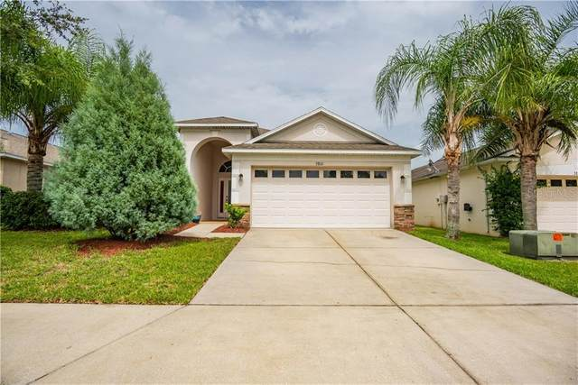 3861 Hampton Hills Drive, Lakeland, FL 33810 (MLS #L4916747) :: The Light Team