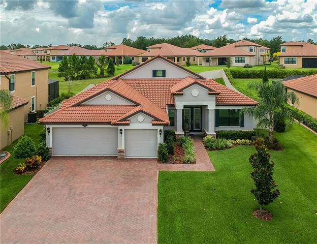 1832 Via Lago Drive, Lakeland, FL 33810 (MLS #L4916759) :: The Light Team