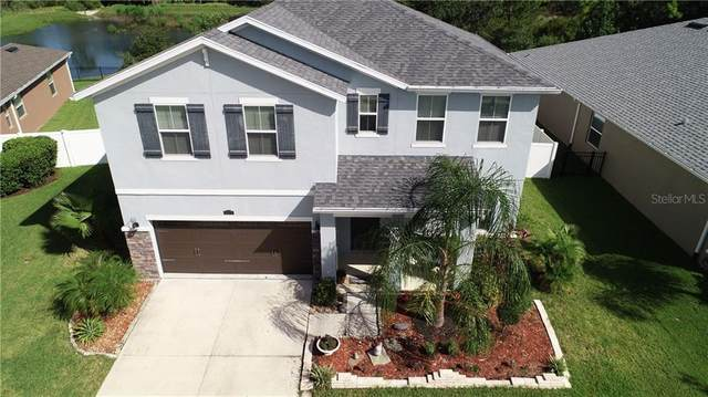 5522 Fisher Glen Loop, Wesley Chapel, FL 33545 (MLS #L4917234) :: Team Borham at Keller Williams Realty