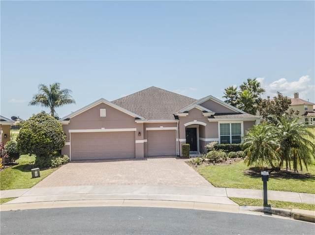 1370 Oakcrest Court, Davenport, FL 33837 (MLS #L4917237) :: Team Bohannon Keller Williams, Tampa Properties