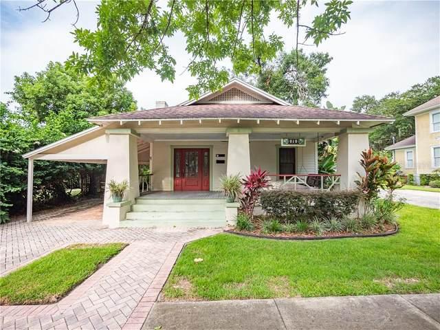 818 Mississippi Avenue, Lakeland, FL 33801 (MLS #L4917299) :: Gate Arty & the Group - Keller Williams Realty Smart
