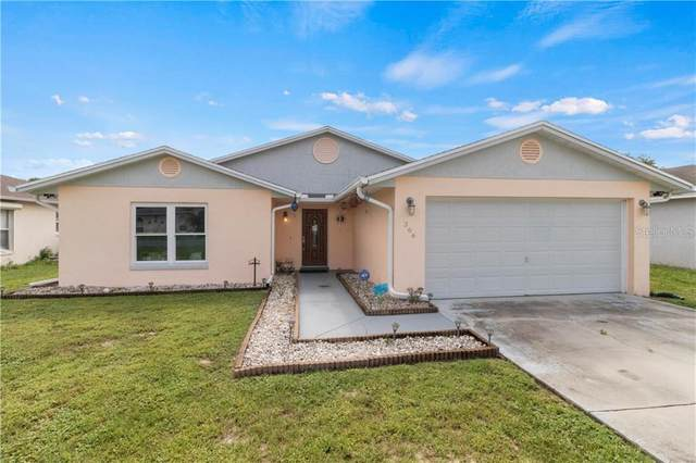 366 Lake Daisy Circle, Winter Haven, FL 33884 (MLS #L4917321) :: Gate Arty & the Group - Keller Williams Realty Smart