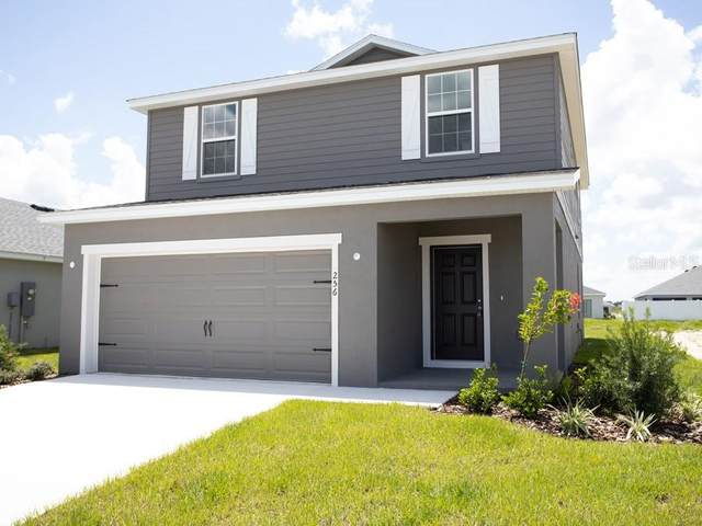 256 Cascara Lane, Auburndale, FL 33823 (MLS #L4917401) :: Team Bohannon Keller Williams, Tampa Properties