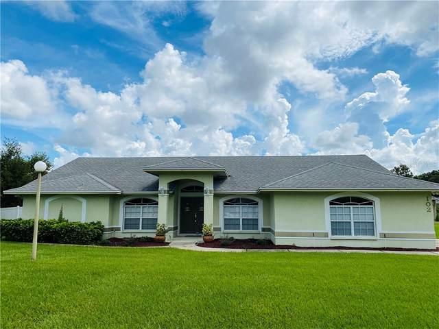 102 Glistening Drive, Auburndale, FL 33823 (MLS #L4917447) :: Team Bohannon Keller Williams, Tampa Properties