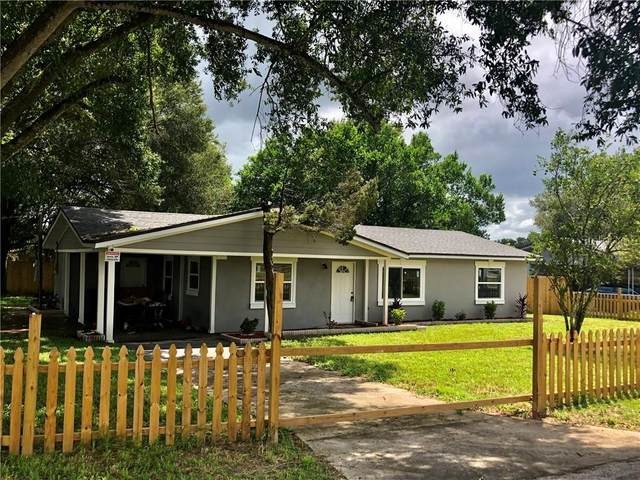 2874 Dudley Drive, Bartow, FL 33830 (MLS #L4917585) :: Florida Real Estate Sellers at Keller Williams Realty