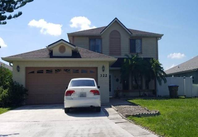 322 Plumwood Circle, Kissimmee, FL 34743 (MLS #L4917882) :: Burwell Real Estate