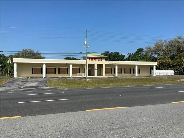 5143 Broad Street, Brooksville, FL 34601 (MLS #L4917975) :: Zarghami Group