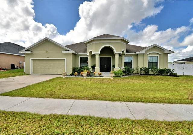 185 8TH Street, Lake Hamilton, FL 33851 (MLS #L4918023) :: Carmena and Associates Realty Group