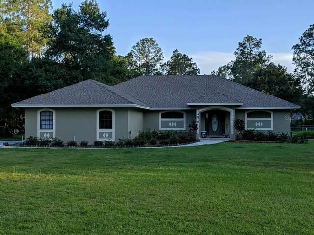4610 Log Cabin Drive, Lakeland, FL 33810 (MLS #L4918183) :: Tuscawilla Realty, Inc