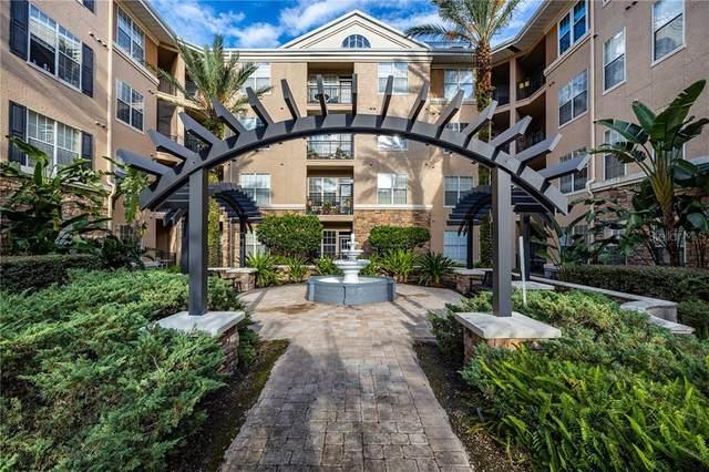 4221 W Spruce Street #2115, Tampa, FL 33607 (MLS #L4918198) :: Team Buky