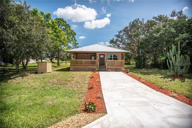 400 N Irvington Road, Avon Park, FL 33825 (MLS #L4918293) :: Heckler Realty