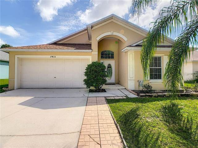 7415 Gingko Avenue, Lakeland, FL 33810 (MLS #L4918327) :: Team Bohannon Keller Williams, Tampa Properties