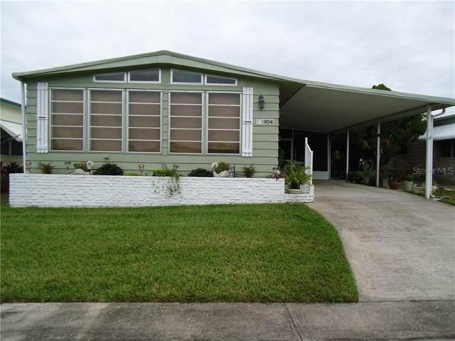904 Cassandra Lane, Lakeland, FL 33809 (MLS #L4918504) :: Delgado Home Team at Keller Williams