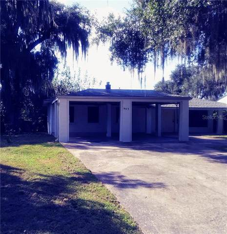 945 S Lakeview Avenue, Bartow, FL 33830 (MLS #L4918620) :: Key Classic Realty