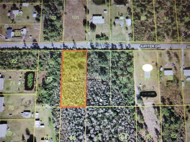 Lot#74 Jupiter Drive, Saint Cloud, FL 34773 (MLS #L4918800) :: Griffin Group