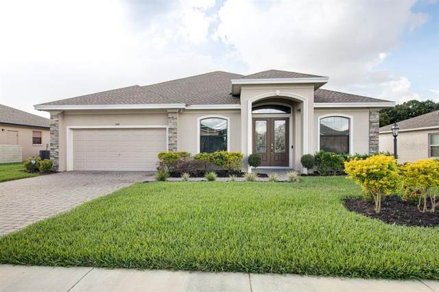 284 Bentley Oaks Boulevard, Auburndale, FL 33823 (MLS #L4918961) :: Cartwright Realty