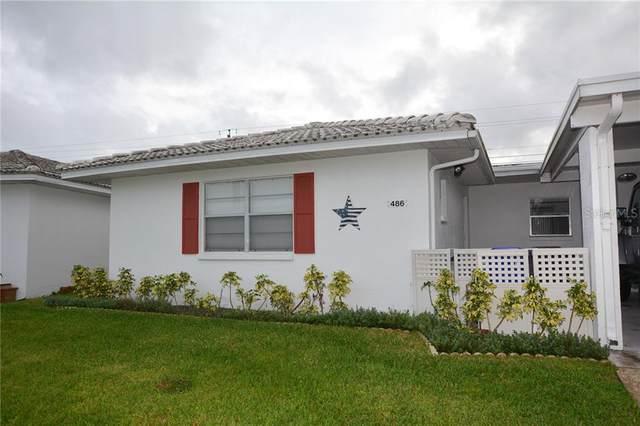 486 Cameo Drive #486, Lakeland, FL 33803 (MLS #L4919188) :: Team Buky