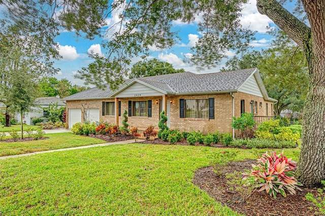 2424 Cleveland Heights Boulevard, Lakeland, FL 33803 (MLS #L4919228) :: Gate Arty & the Group - Keller Williams Realty Smart