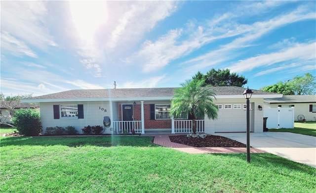 108 Poe Drive, Winter Haven, FL 33884 (MLS #L4919506) :: Gate Arty & the Group - Keller Williams Realty Smart