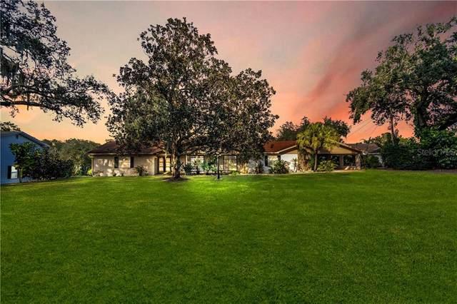628 Lake Miriam Drive, Lakeland, FL 33813 (MLS #L4919515) :: Sarasota Gulf Coast Realtors