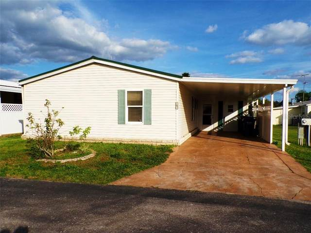 5130 Abc Road #69, Lake Wales, FL 33859 (MLS #L4919552) :: Florida Real Estate Sellers at Keller Williams Realty