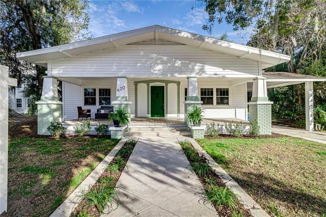 420 S Oak Avenue, Bartow, FL 33830 (MLS #L4920180) :: Gate Arty & the Group - Keller Williams Realty Smart