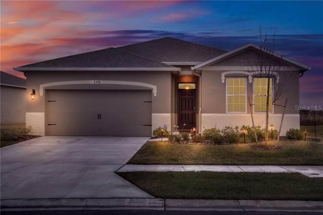 2576 Canyon Crest Drive, Lakeland, FL 33811 (MLS #L4920299) :: Sarasota Property Group at NextHome Excellence