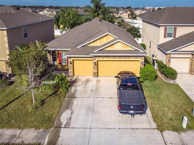 1183 Berkley Ridge Lane, Auburndale, FL 33823 (MLS #L4920325) :: The Hesse Team