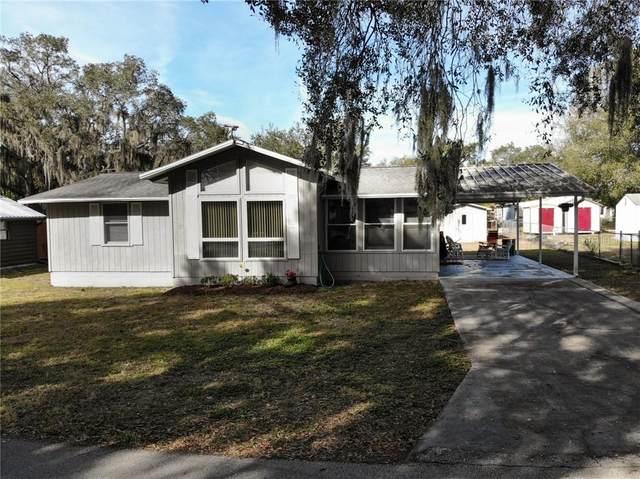 5338 Jericho Avenue, Polk City, FL 33868 (MLS #L4920408) :: Team Buky
