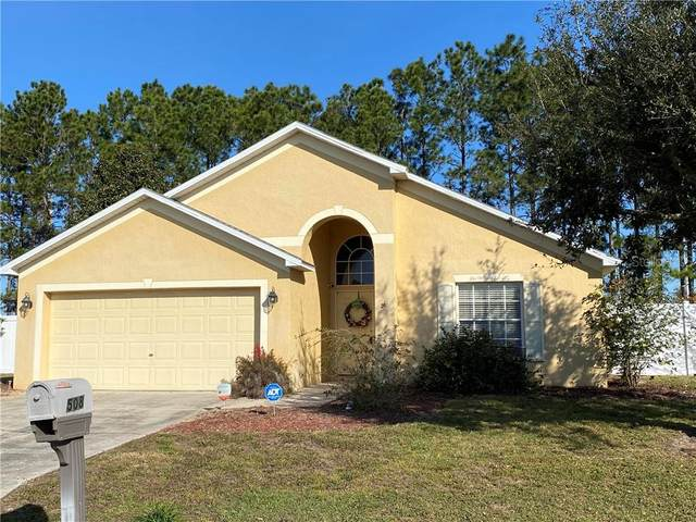 508 Berkley Pointe Drive, Auburndale, FL 33823 (MLS #L4920439) :: Dalton Wade Real Estate Group