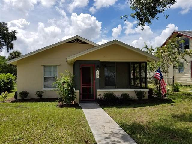 39 W Johnson Avenue, Lake Wales, FL 33853 (MLS #L4920442) :: The Figueroa Team