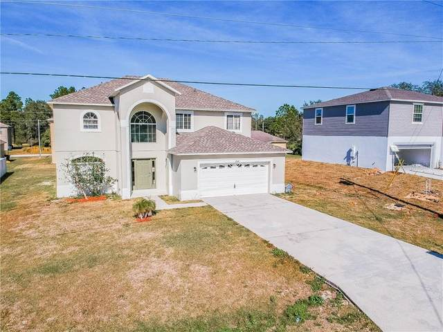 200 Albany Drive, Poinciana, FL 34759 (MLS #L4920446) :: The Paxton Group