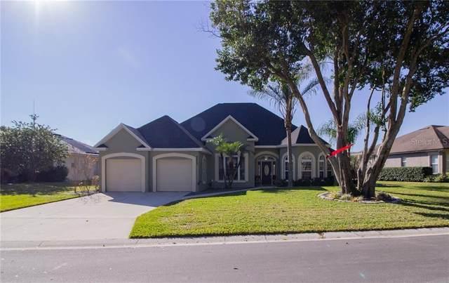 6602 Englelake Drive, Lakeland, FL 33813 (MLS #L4920448) :: The Light Team