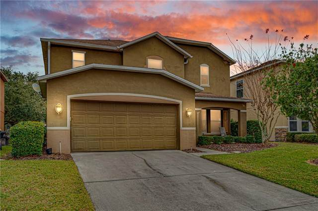 6936 Lake Eaglebrooke Drive, Lakeland, FL 33813 (MLS #L4920556) :: Positive Edge Real Estate