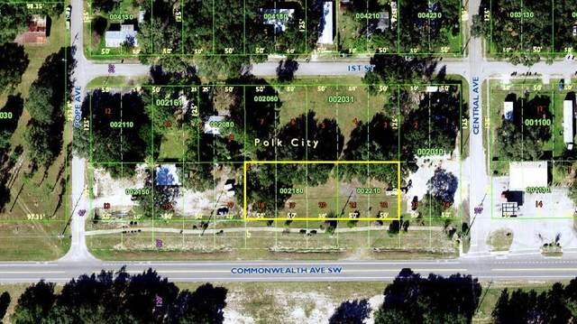 Commonwealth Avenue SW, Polk City, FL 33868 (MLS #L4920951) :: CGY Realty