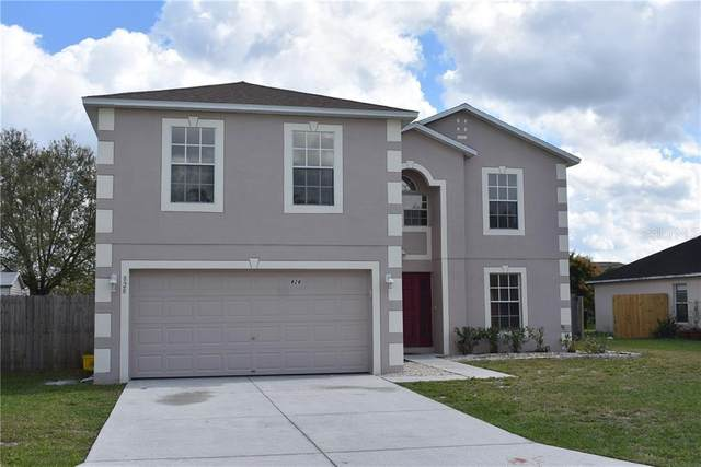 828 Sun Ridge Village Drive, Winter Haven, FL 33880 (MLS #L4921148) :: Frankenstein Home Team