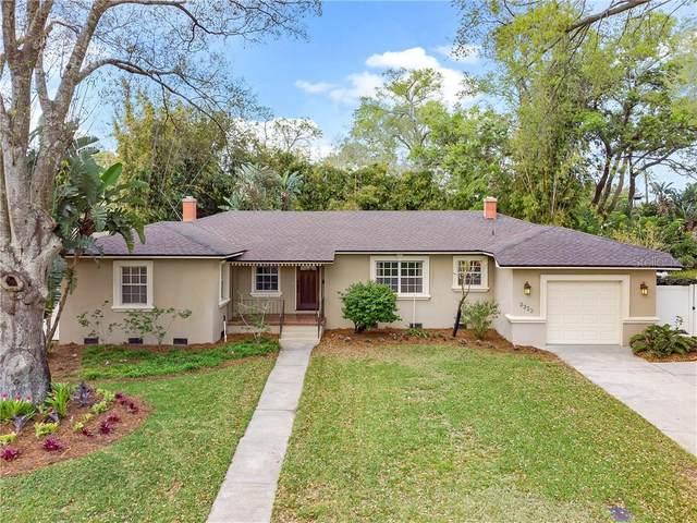 2323 Woodbine Avenue, Lakeland, FL 33803 (MLS #L4921183) :: New Home Partners