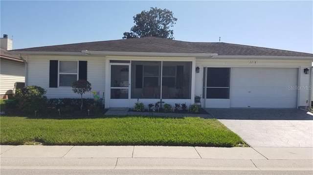2218 Mission Hills Drive, Lakeland, FL 33810 (MLS #L4921329) :: Vacasa Real Estate