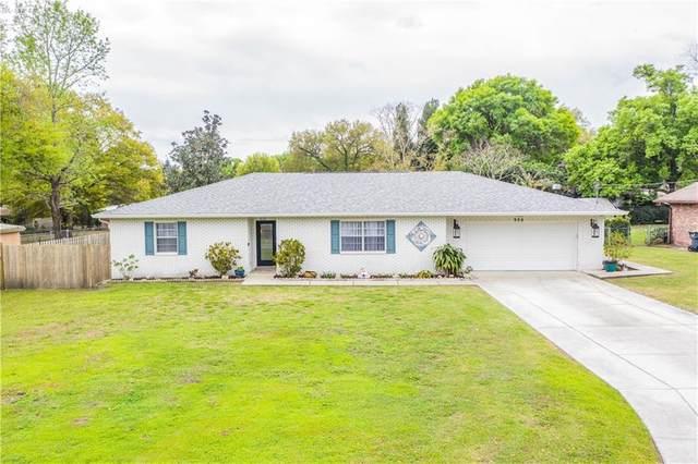 906 Fairlane Drive, Lakeland, FL 33809 (MLS #L4921353) :: Dalton Wade Real Estate Group
