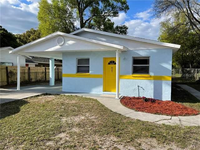 827 W 2ND Street, Lakeland, FL 33805 (MLS #L4921378) :: Griffin Group