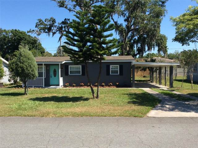 527 Garden Drive N, Lakeland, FL 33813 (MLS #L4921641) :: Bob Paulson with Vylla Home