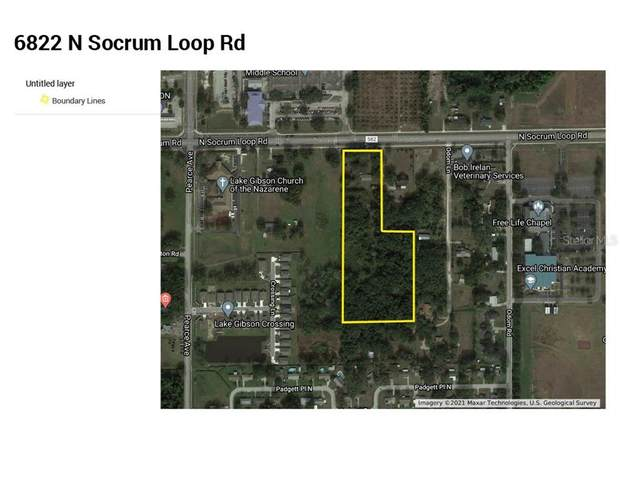 6822 N Socrum Loop Road, Lakeland, FL 33809 (MLS #L4921829) :: Armel Real Estate