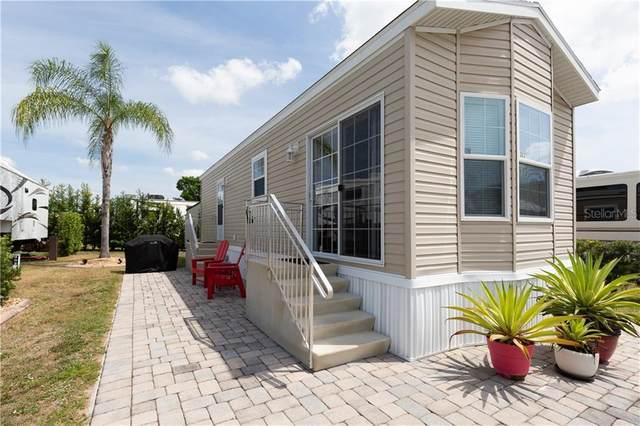 2414 Limewood Avenue #303, Clermont, FL 34714 (MLS #L4921845) :: Team Turner