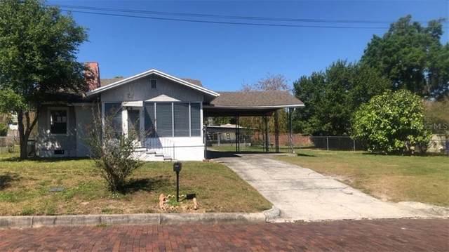 923 Ruby Street, Lakeland, FL 33815 (MLS #L4921846) :: Florida Real Estate Sellers at Keller Williams Realty