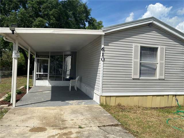 610 1ST Street, Polk City, FL 33868 (MLS #L4921868) :: CGY Realty