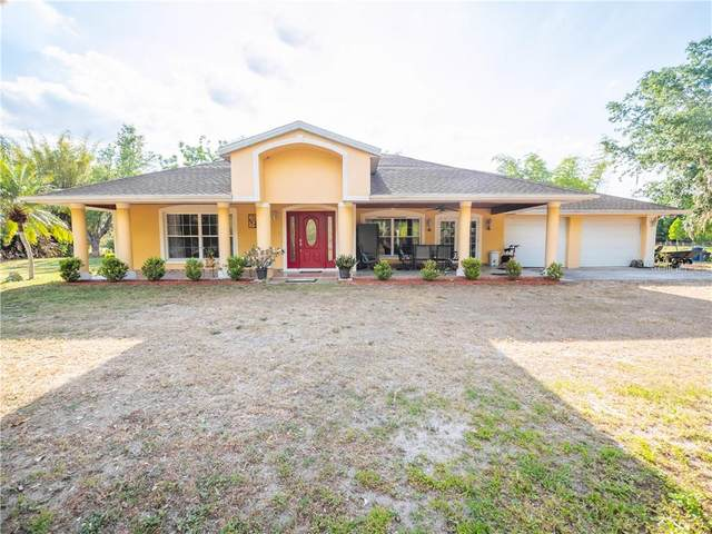 14621 Hereford Lane, Polk City, FL 33868 (MLS #L4922056) :: Bridge Realty Group