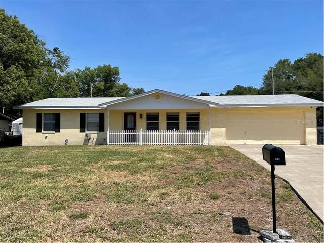 603 Crockett Drive, Lakeland, FL 33813 (MLS #L4922072) :: Florida Real Estate Sellers at Keller Williams Realty