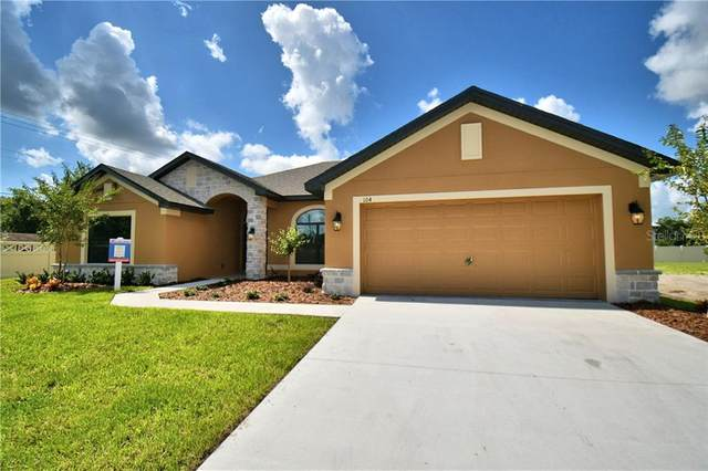 104 Heritage Park Lane, Mulberry, FL 33860 (MLS #L4922136) :: Gate Arty & the Group - Keller Williams Realty Smart