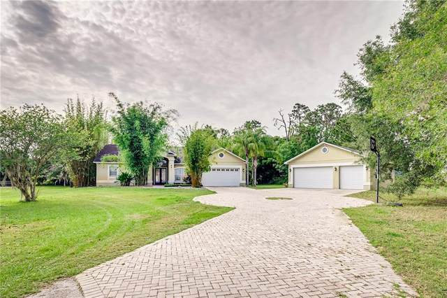 13902 Sweet Blossom Court, Dover, FL 33527 (MLS #L4922167) :: The Paxton Group
